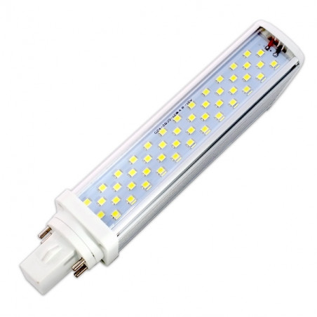 Bombilla led G24 (2 Pin) 9W