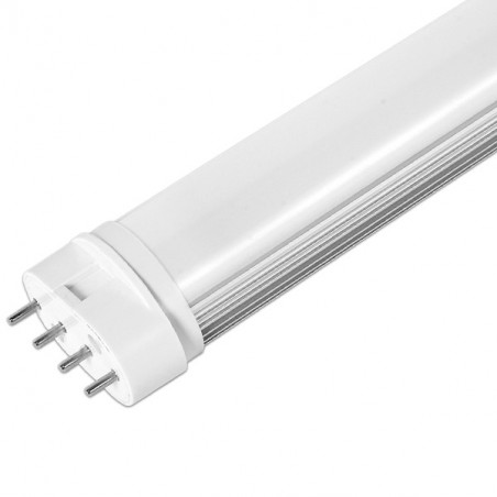 Tubo LED 2G11 15W 410 mm