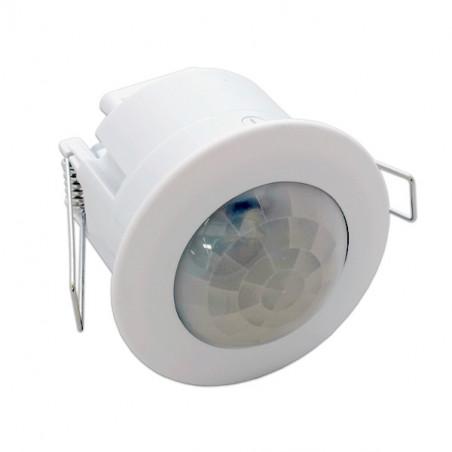 Sensor de movimiento empotrable 360º