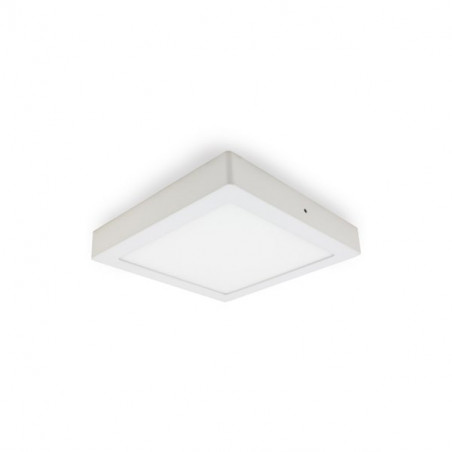 LED Ceiling Light - Square, 12W