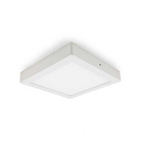 LED Ceiling Light - Square, 18W