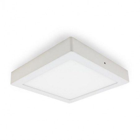 LED Ceiling Light - Square, 24W