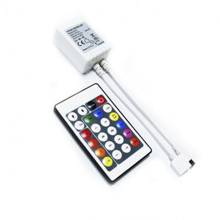Controlador tira magic 12V RGB