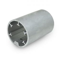 Cadre double orientable pour lampe dichroïque, blanc