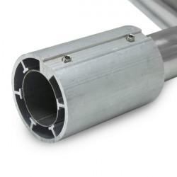 Cadre triple orientable pour lampe dichroïque, blanc