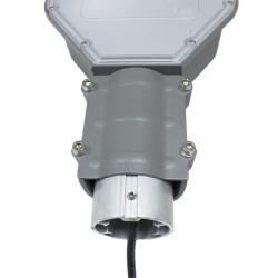 Cadre orientable pour lampe dichroïque, noir
