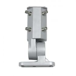 Cadre double orientable  pour lampe dichroïque, noir