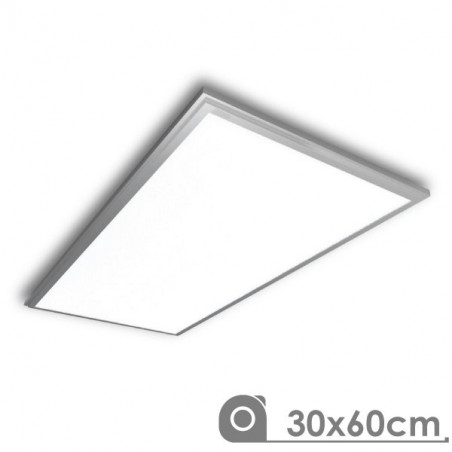 LED Panel - Extra-slim, 25W, 30x60 cm