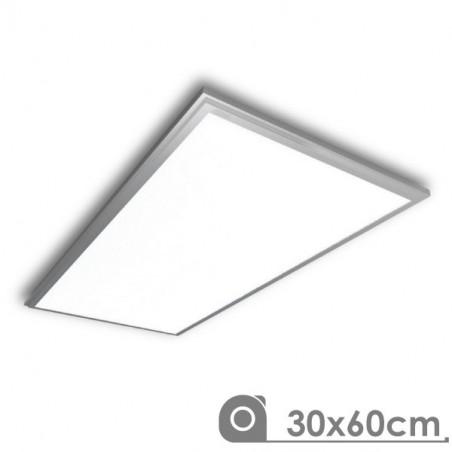 Panel Led 30 x 60 cm 25W extraplano