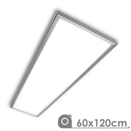 Panel LED 60X120 cm 88W extraplano