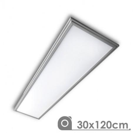 LED Panel - Extra-slim, 40W, 30 x 120 cm
