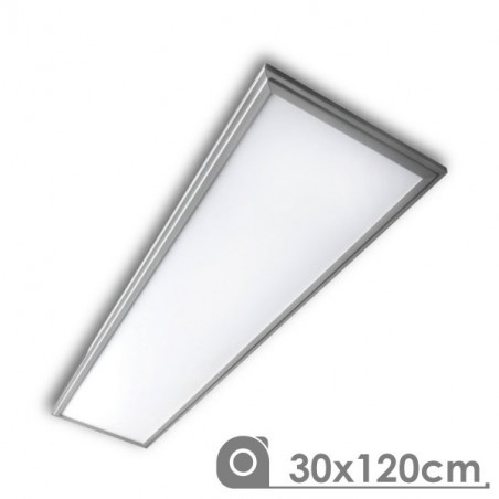 Panel Led 30 x 120 cm 40W extraplano