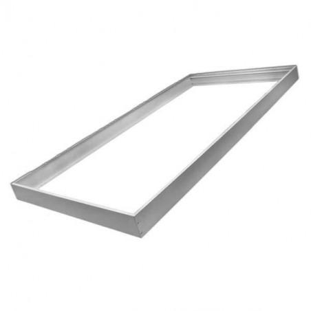 Frame for 60x120 Panel - Silver-Coloured, Aluminium