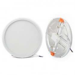Downlight panel 20W redondo corte ajustable