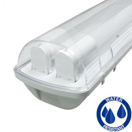 Waterproof case 2 tubes 600 mm