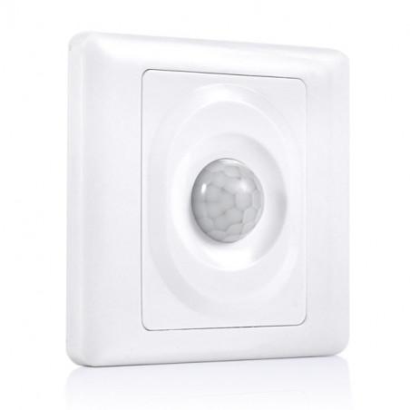 360º recessed motion sensor wall mount