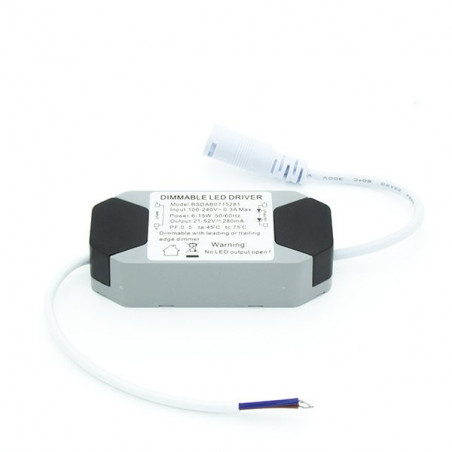 Driver for 13W to 18W LED Panels - DIMMABLE