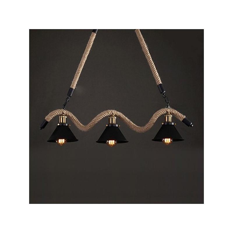 Aro orientable para lámpara dicroica (blanco/negro)
