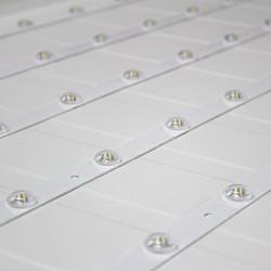 Tube LED - 18W, aluminium connexion unilatérale