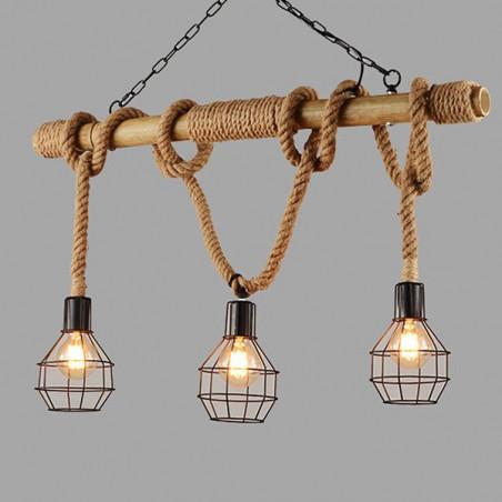 Pendant lamp CORDA5