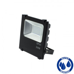 Proyector led 30W plano SMD