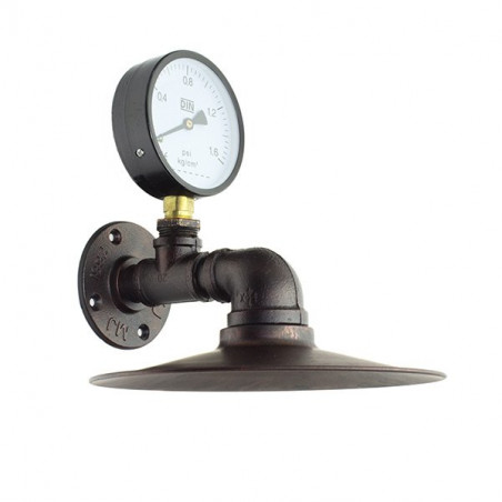 Industrial pipe wall lamp FACTORY15