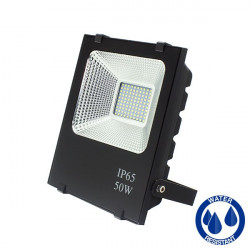 Proyector led 50W plano SMD