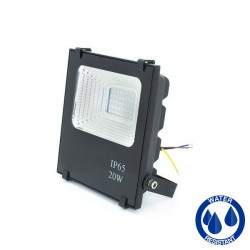 Proyector led 20W plano SMD