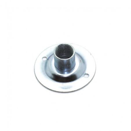 Embellecedor redondo para tubo metálico
