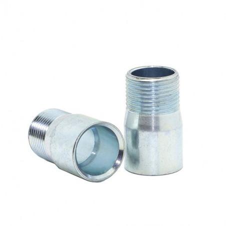 Adaptador M20 para tubo enchufable