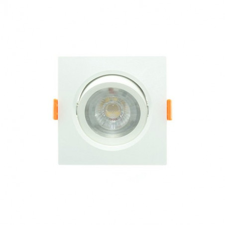 5W square downlight PC series