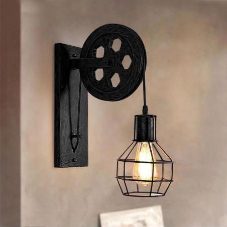 Vintage wall lamp XAULA4
