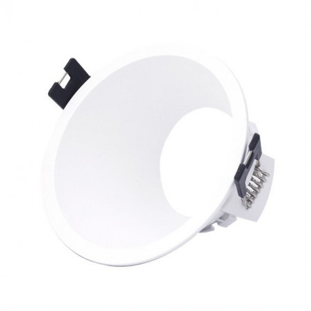 Base oval empotrable para bombilla dicroica serie PC
