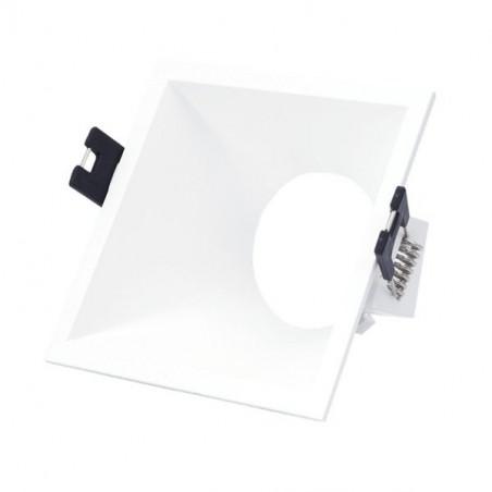 Base cuadrada oval para bombilla dicroica serie PC