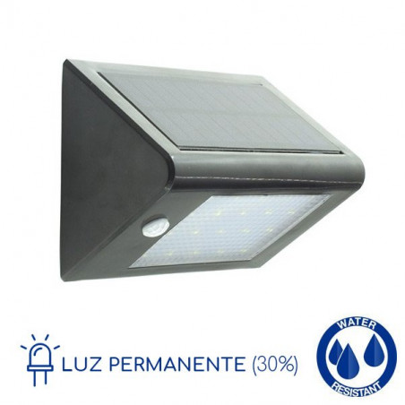 LED wall light motion sensor 4W