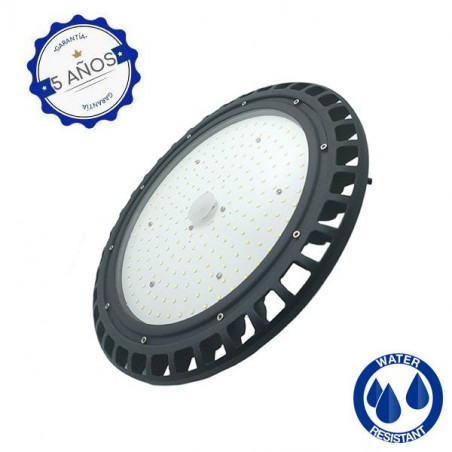 Campana LED UFO 100W Samsung - Mean Well