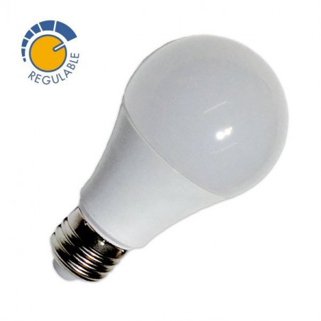 Light Bulb - E27, 10W Dimmable
