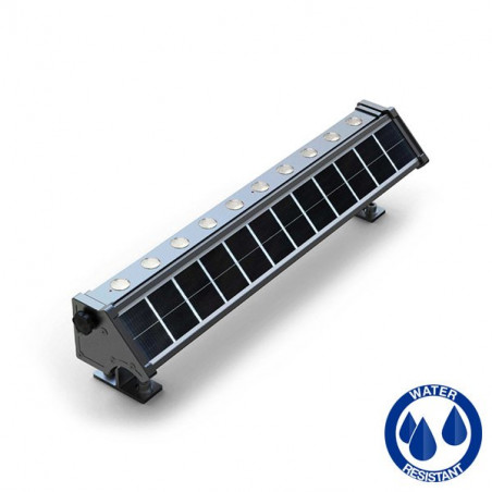 Bañador de pared SOLAR LED 10W