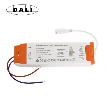 Driver regulable DALI para...