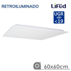 LED PANEL 60X60 40W LIFUD...