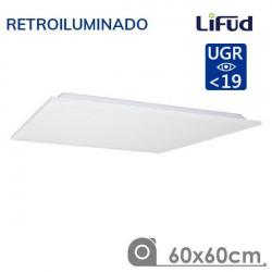 PANEL LED 60X60 40W LIFUD...