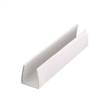 Grapa PVC fijación neón flex