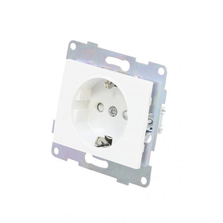 Schuko socket 16A PC series