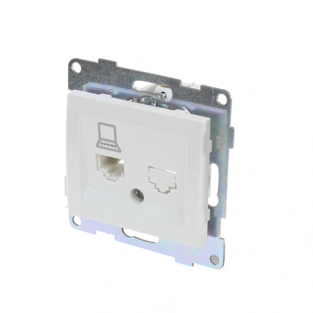 Data socket RJ45 PC series