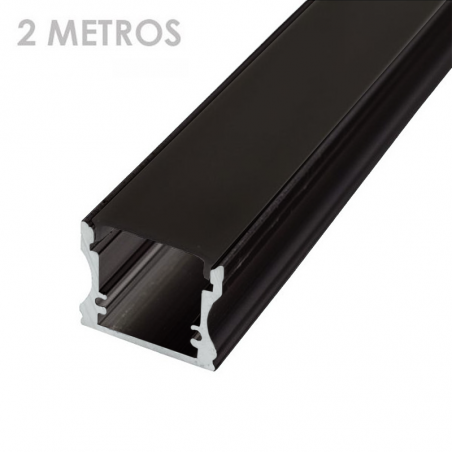 Perfil rectangular aluminio...