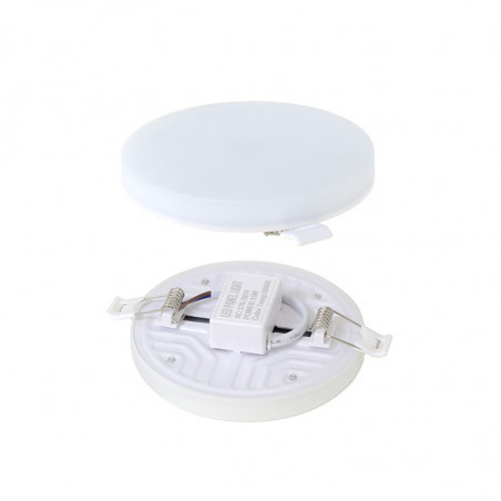 Downlight led 15W redondo...