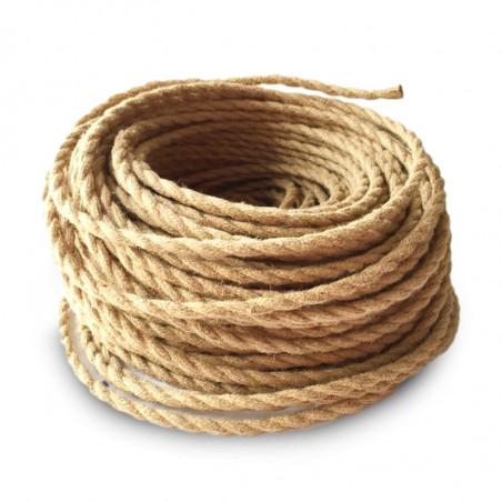 Cable eléctrico cuerda...