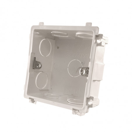Recessed box for LED step...
