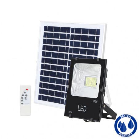 60W LED solar floodlight