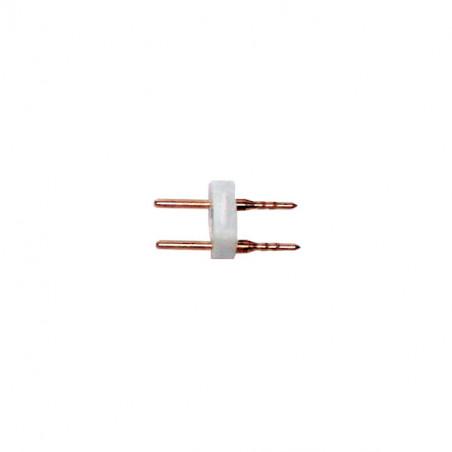 Pincho conector rectificador tira led 220V